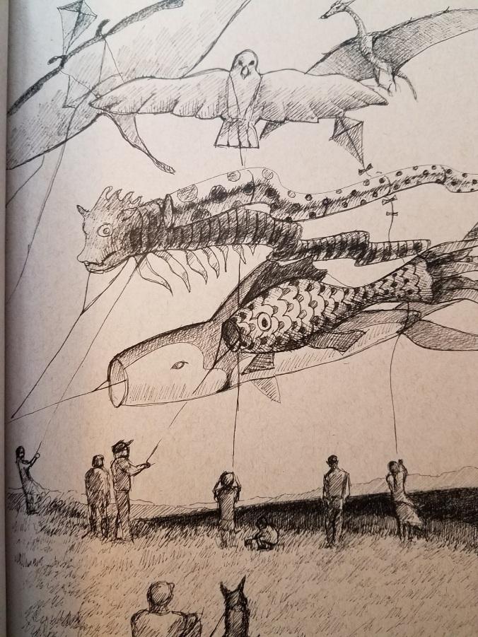 kite day dragon
