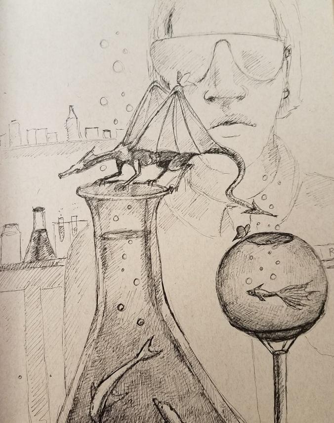 Paranormal scientist 2