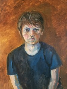 Tilden, Age 13