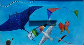 More unconventional kites from my mind.
